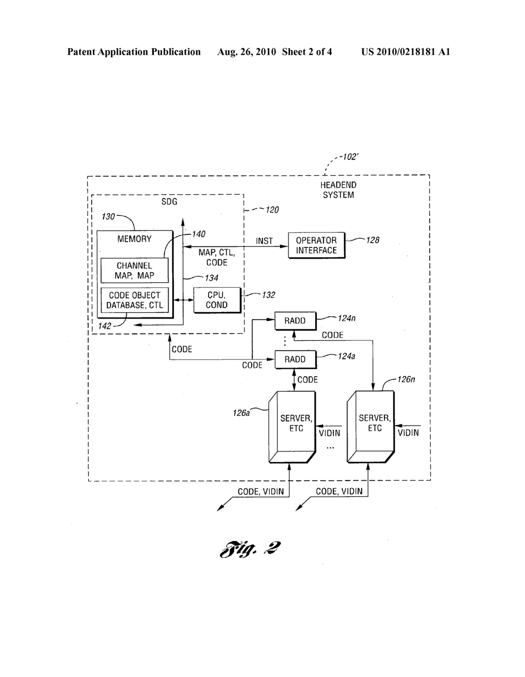 System and Method for Generating a Set Top Box Code Download