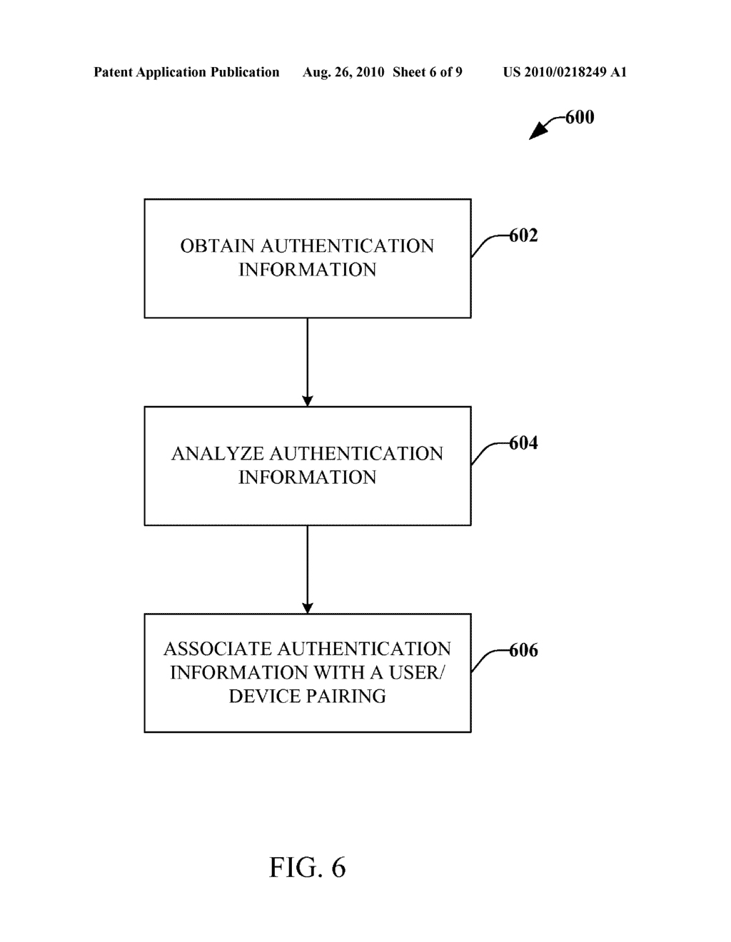 AUTHENTICATION VIA A DEVICE - diagram, schematic, and image 07