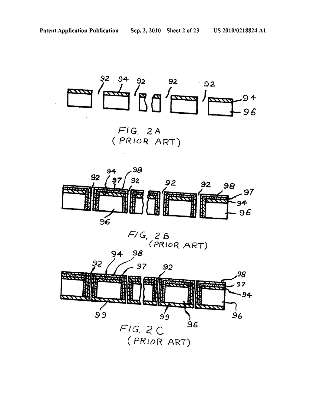 Substrate structures for integrated series connected photovoltaic arrays and process of manufacture of such arrays - diagram, schematic, and image 03