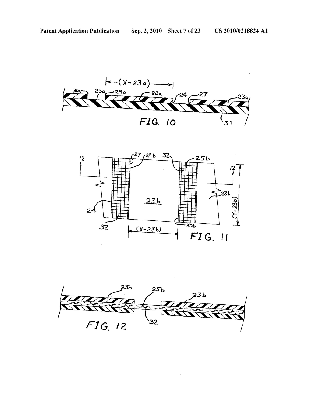 Substrate structures for integrated series connected photovoltaic arrays and process of manufacture of such arrays - diagram, schematic, and image 08