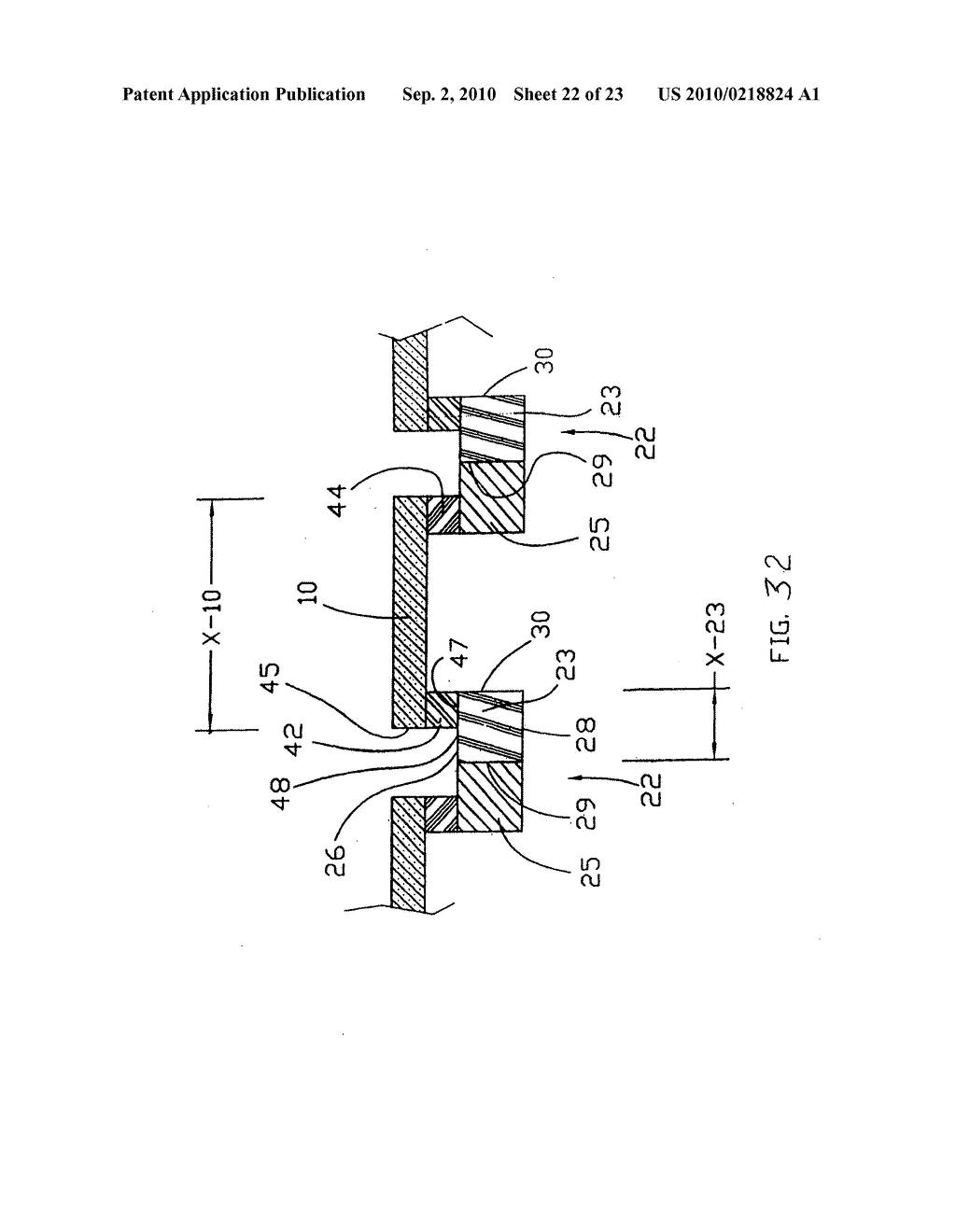 Substrate structures for integrated series connected photovoltaic arrays and process of manufacture of such arrays - diagram, schematic, and image 23