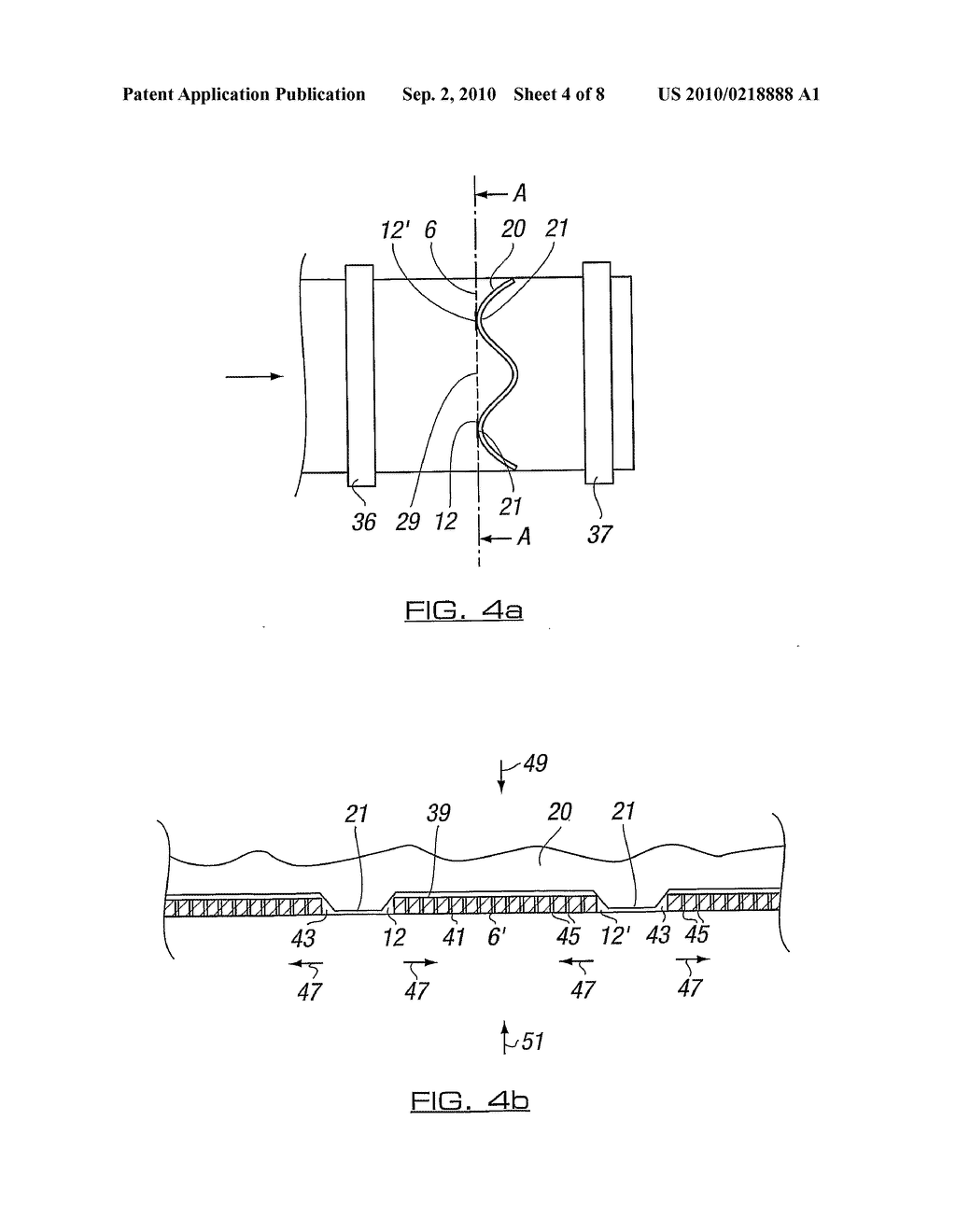 LABEL SEPARATION AND APPLICATION APPARATUS AND METHOD - diagram, schematic, and image 05