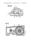 Actuator, Particularly for a Motor Vehicle Parking Brake diagram and image