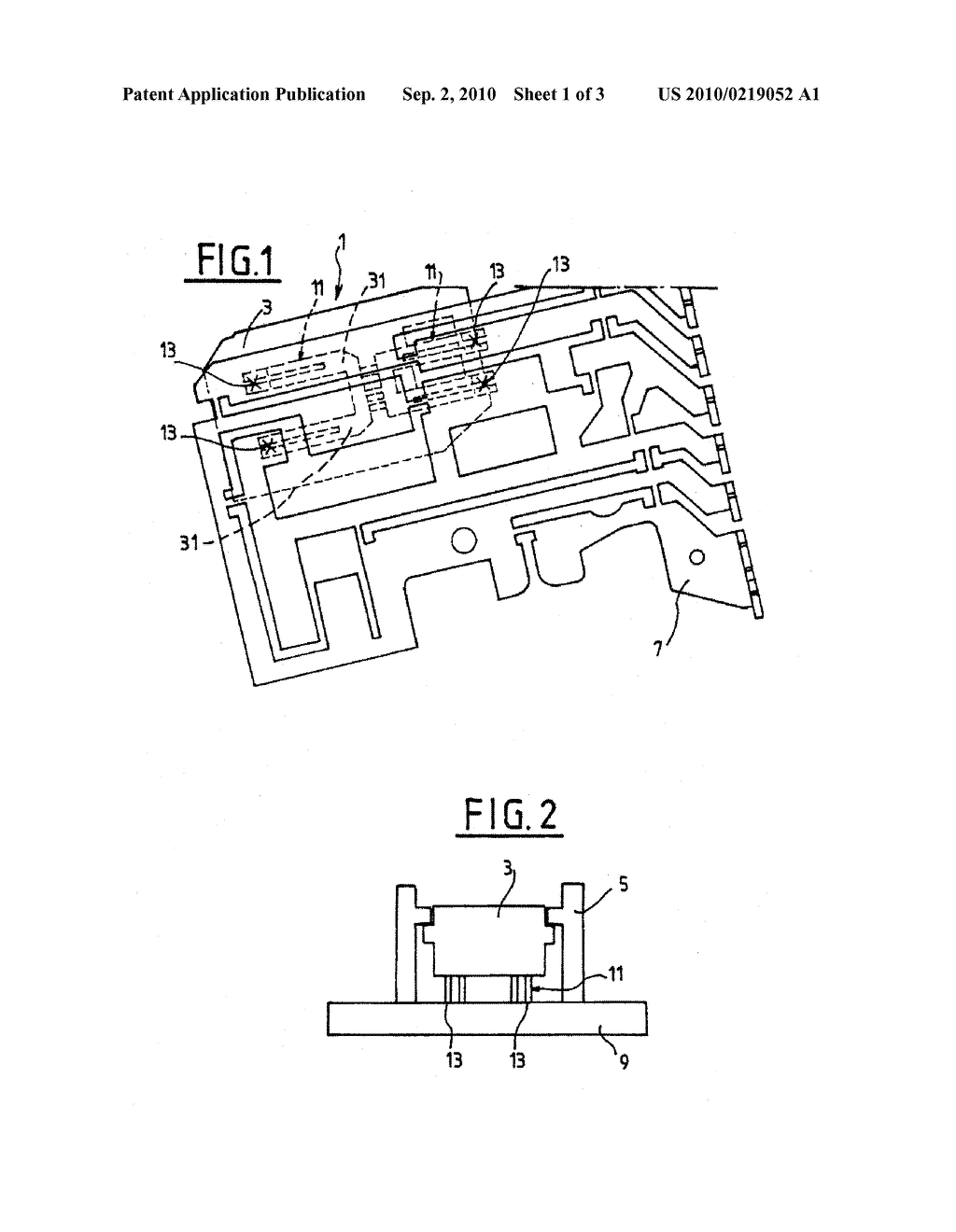 ELECTRICAL SWITCH FOR A MOTOR VEHICLE - diagram, schematic, and image 02