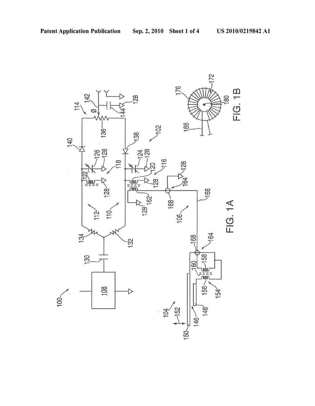 Detection Circuit for Use in Various Types of Capacitive Transducers and a Transducer Including Such a Circuit - diagram, schematic, and image 02