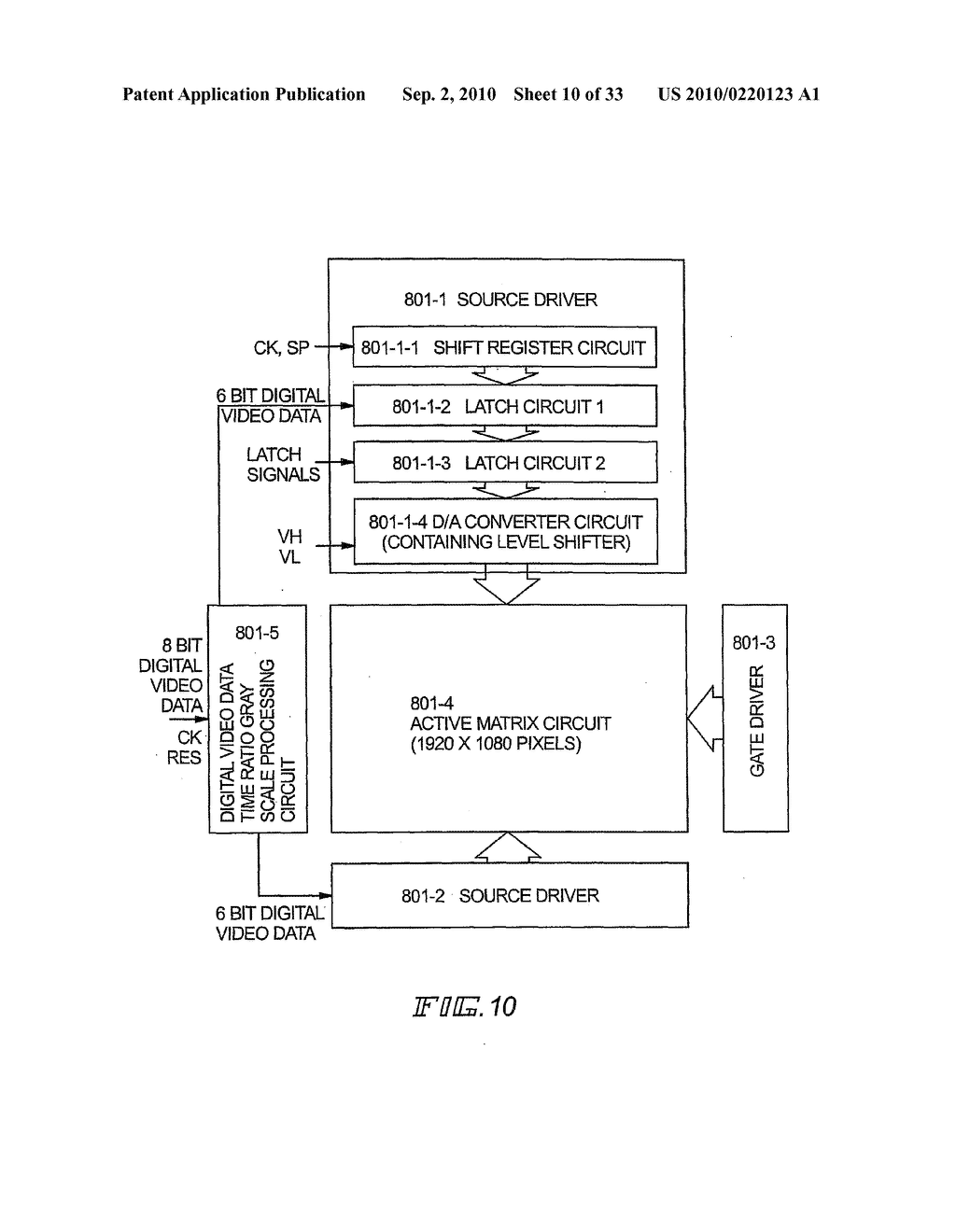 Display Device - diagram, schematic, and image 11