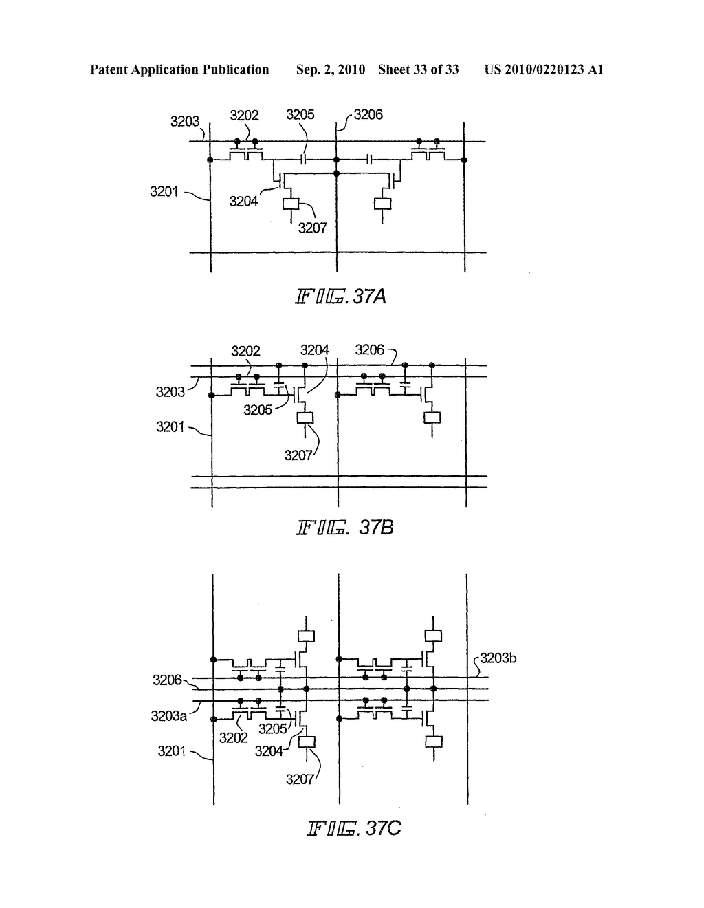 Display Device - diagram, schematic, and image 34