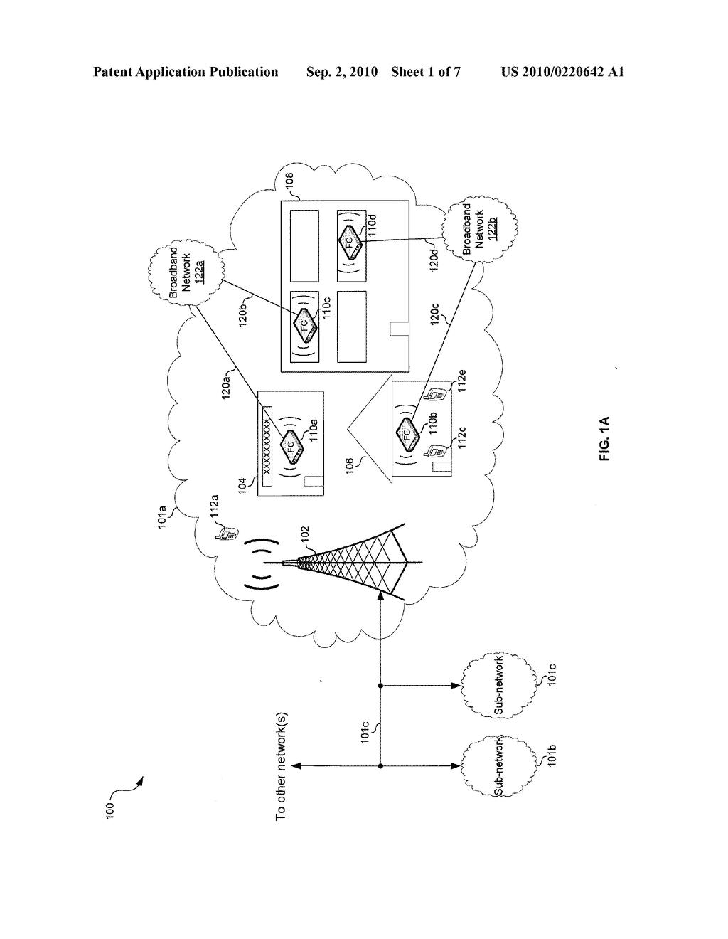 METHOD AND SYSTEM FOR PEER-TO-PEER CELLULAR COMMUNICATIONS - diagram, schematic, and image 02