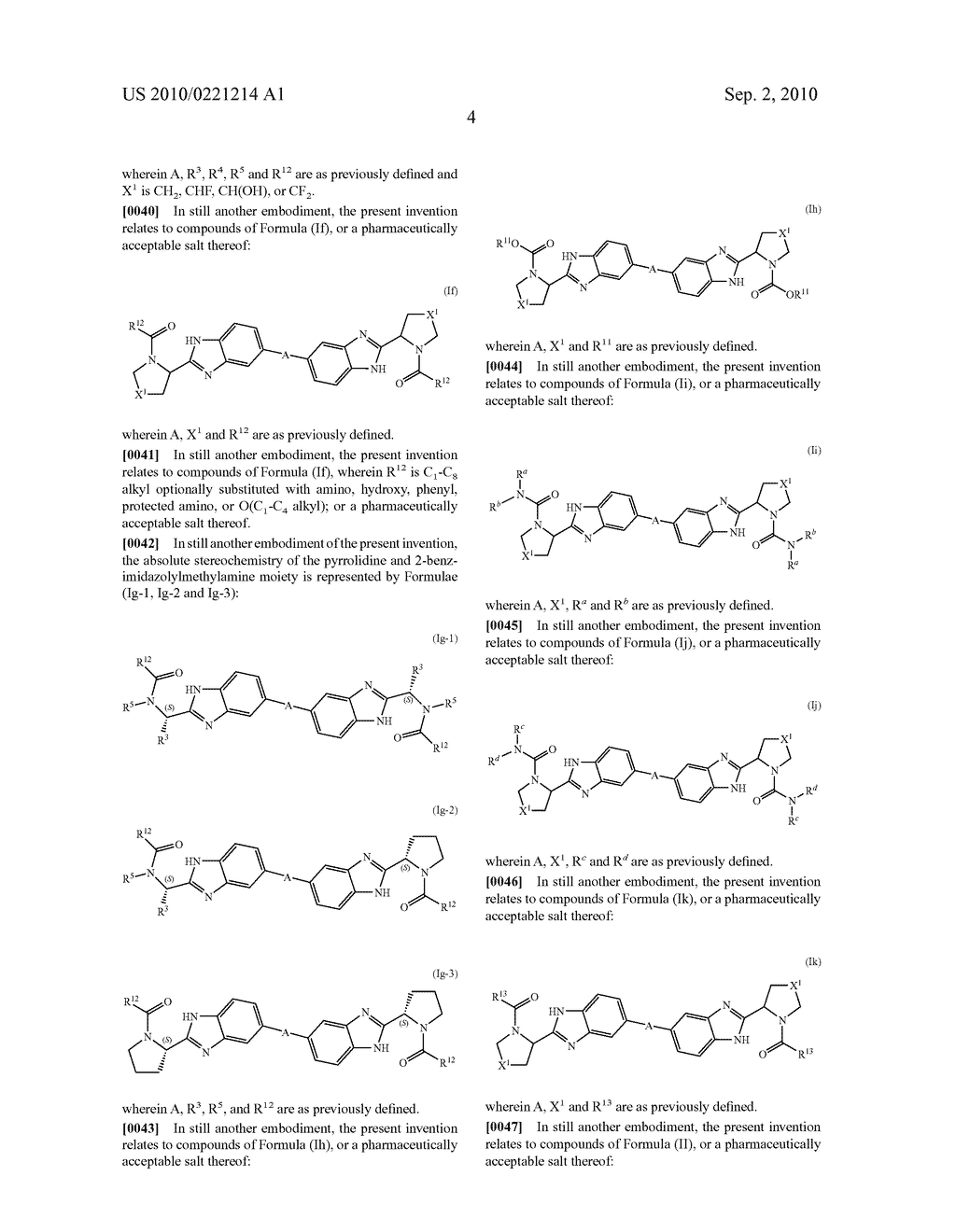 LINKED DIBENZIMIDAZOLE DERIVATIVES - diagram, schematic, and image 05