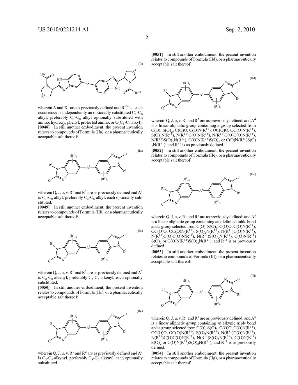 LINKED DIBENZIMIDAZOLE DERIVATIVES - diagram, schematic, and image 06