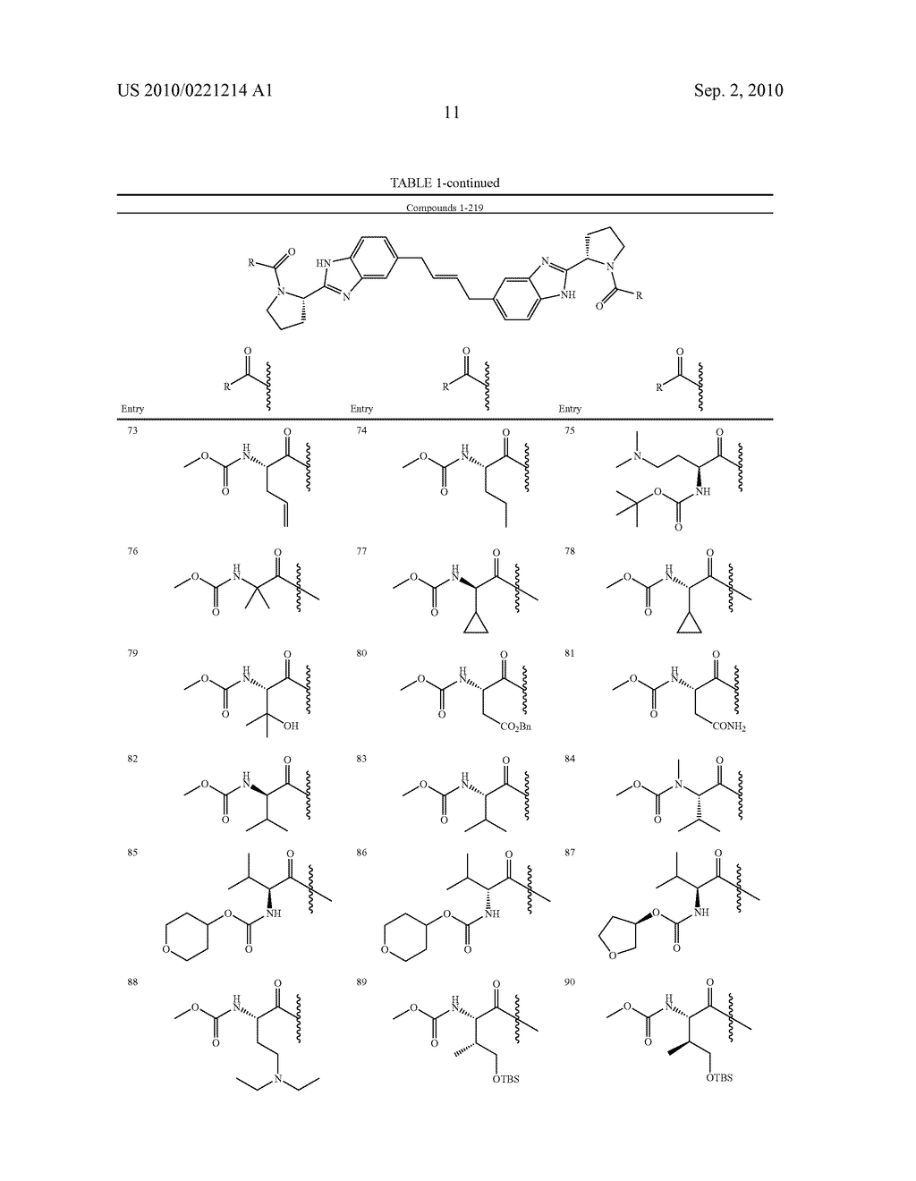 LINKED DIBENZIMIDAZOLE DERIVATIVES - diagram, schematic, and image 12