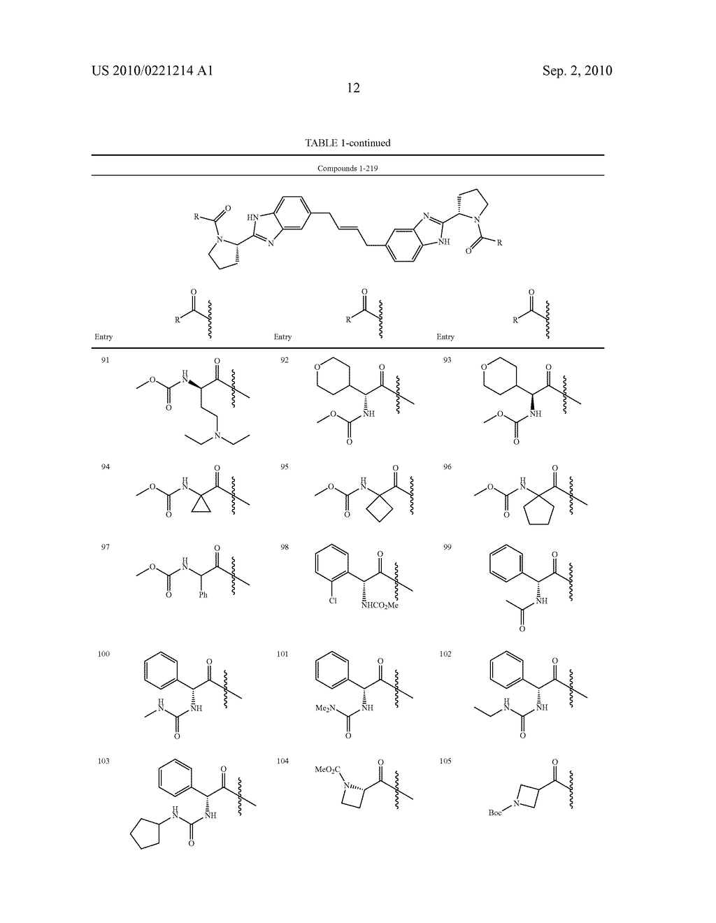 LINKED DIBENZIMIDAZOLE DERIVATIVES - diagram, schematic, and image 13