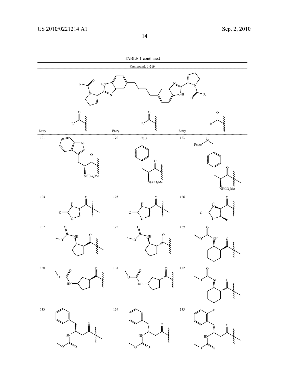 LINKED DIBENZIMIDAZOLE DERIVATIVES - diagram, schematic, and image 15