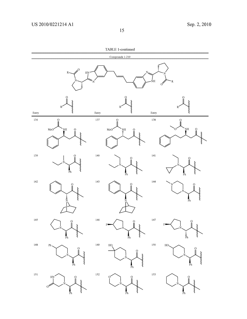 LINKED DIBENZIMIDAZOLE DERIVATIVES - diagram, schematic, and image 16