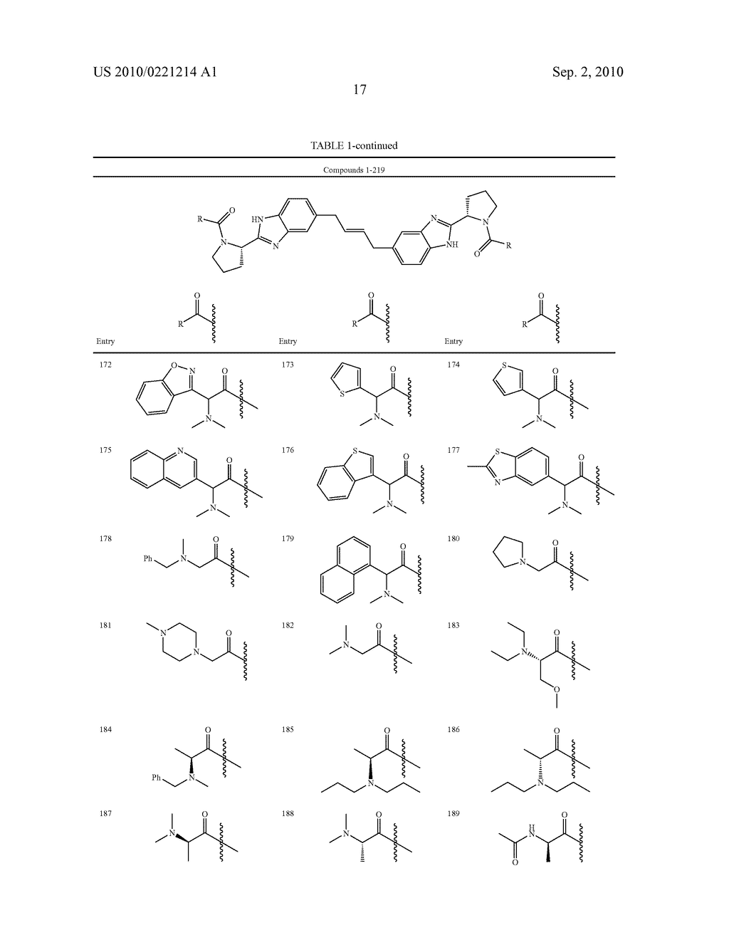 LINKED DIBENZIMIDAZOLE DERIVATIVES - diagram, schematic, and image 18