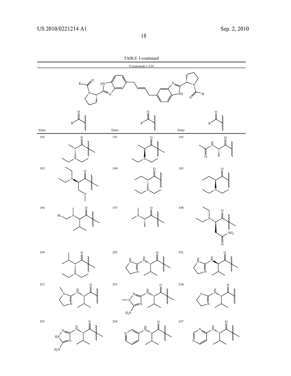 LINKED DIBENZIMIDAZOLE DERIVATIVES - diagram, schematic, and image 19
