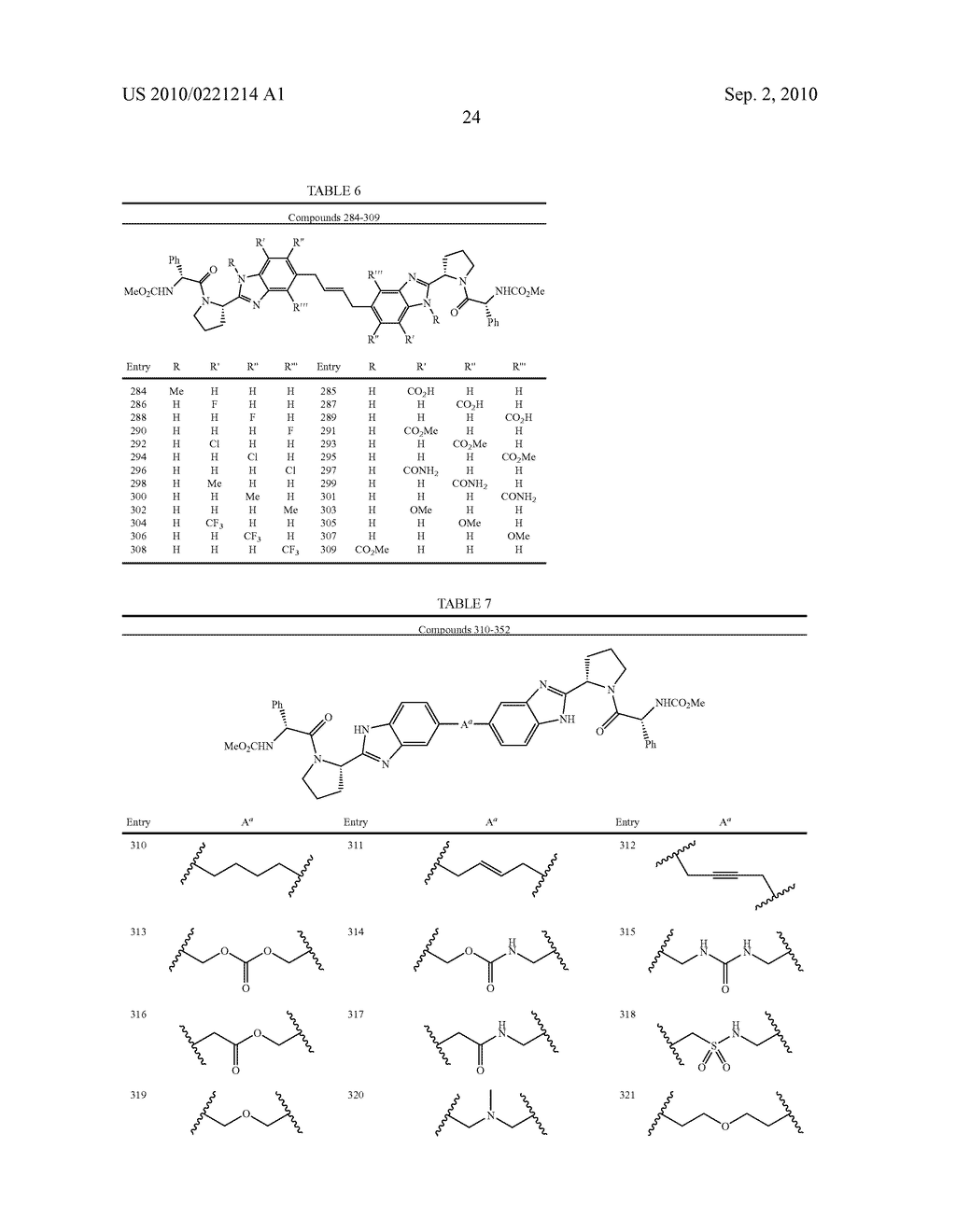 LINKED DIBENZIMIDAZOLE DERIVATIVES - diagram, schematic, and image 25