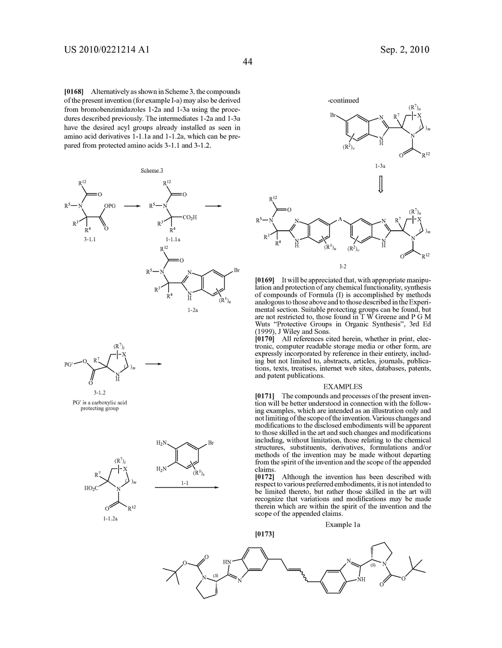 LINKED DIBENZIMIDAZOLE DERIVATIVES - diagram, schematic, and image 45