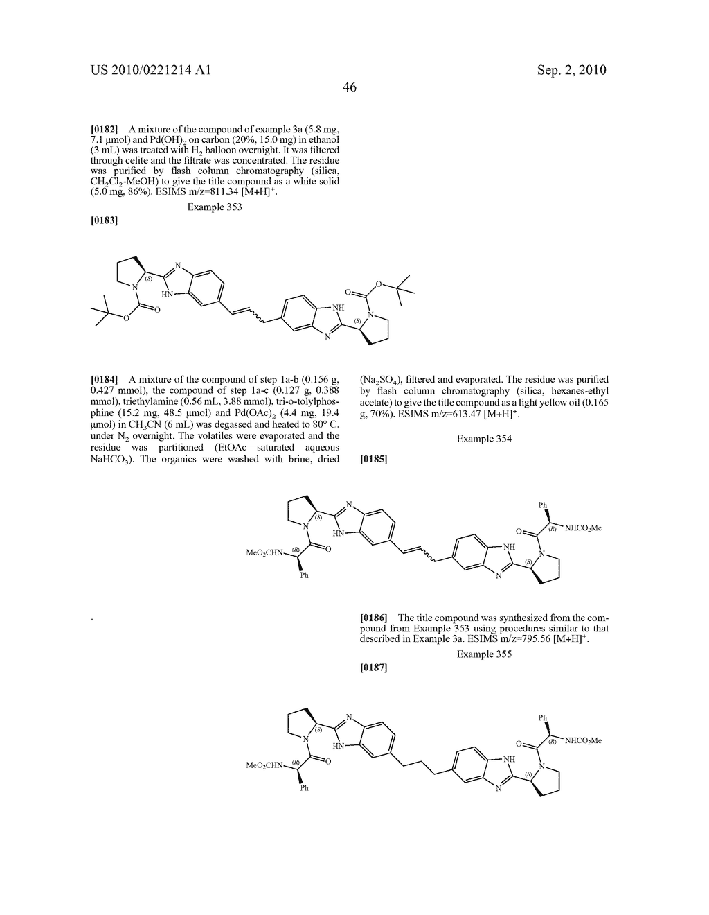 LINKED DIBENZIMIDAZOLE DERIVATIVES - diagram, schematic, and image 47