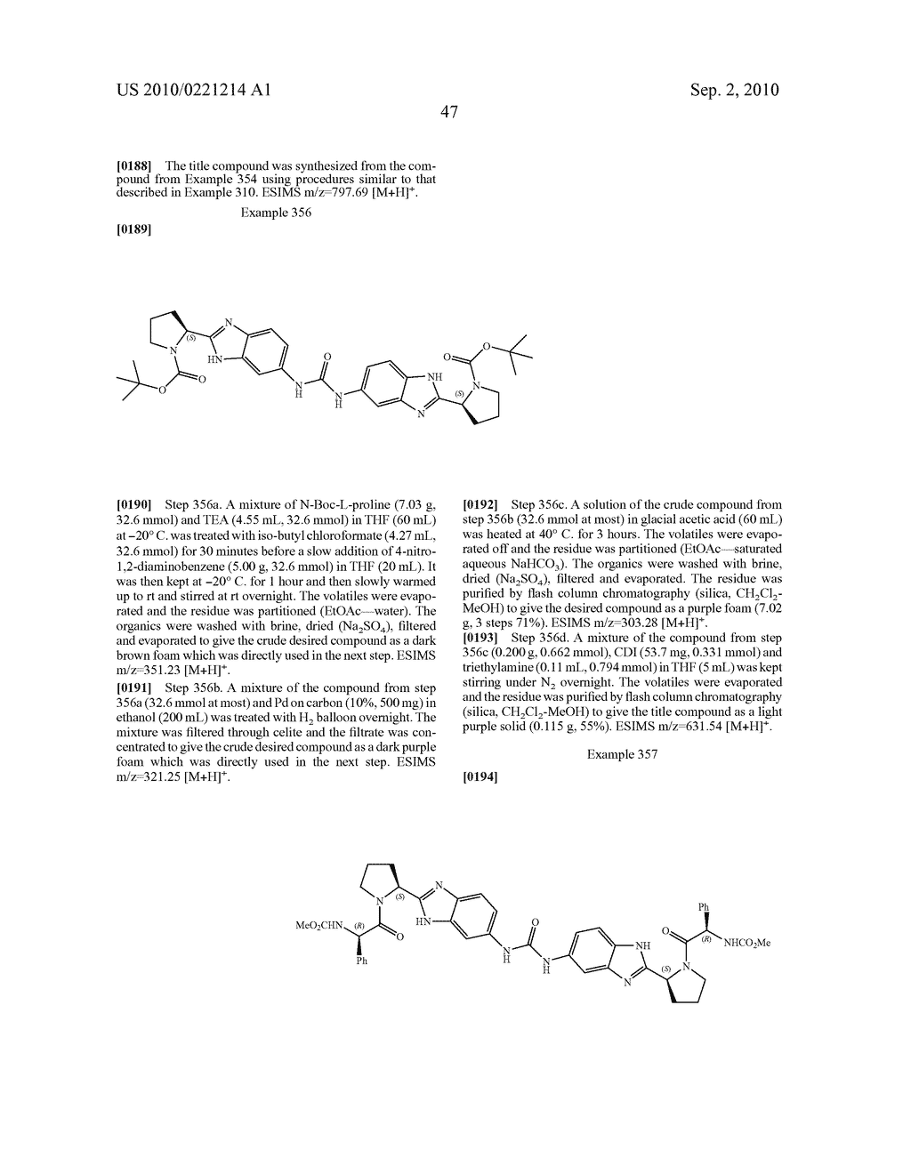 LINKED DIBENZIMIDAZOLE DERIVATIVES - diagram, schematic, and image 48