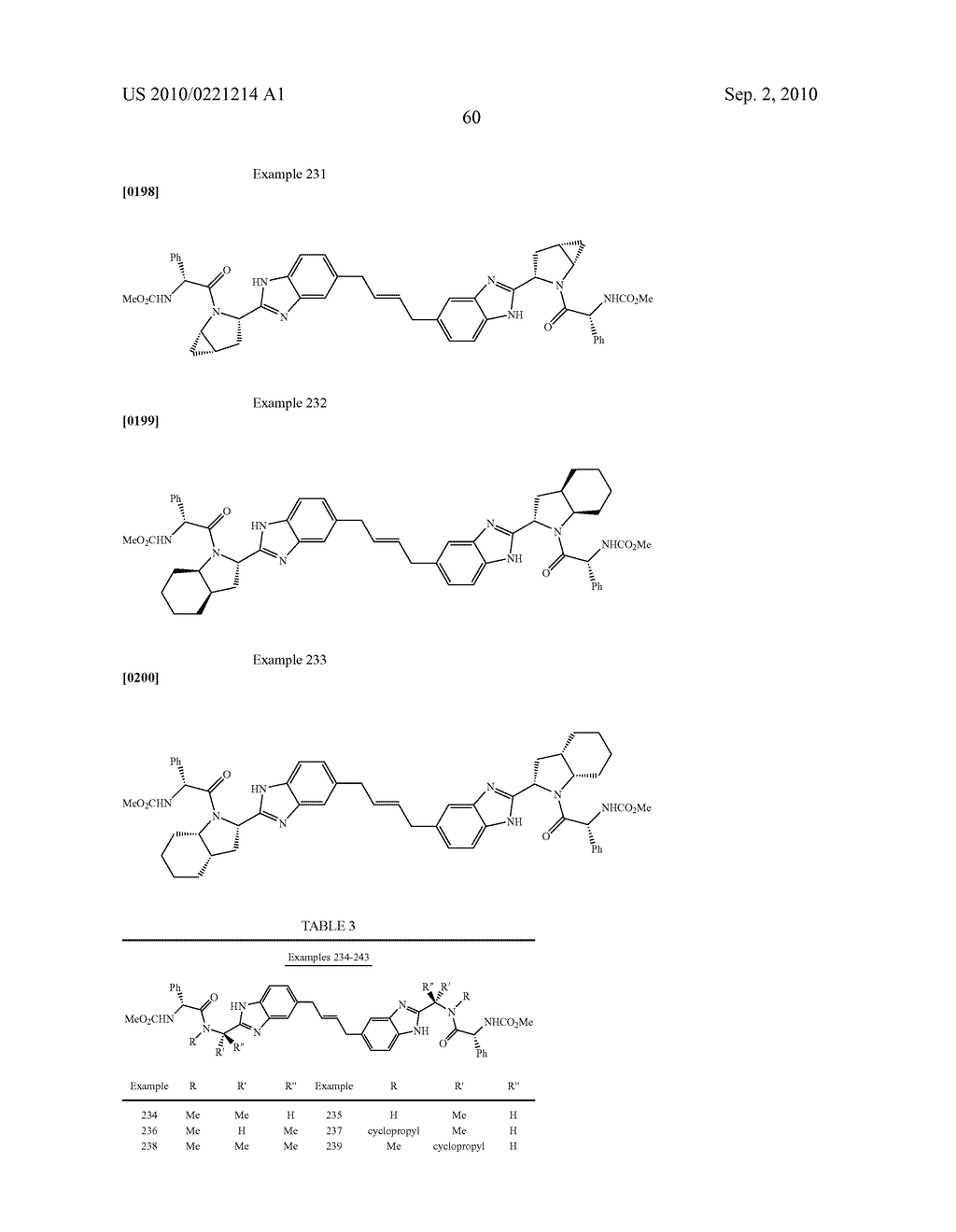 LINKED DIBENZIMIDAZOLE DERIVATIVES - diagram, schematic, and image 61