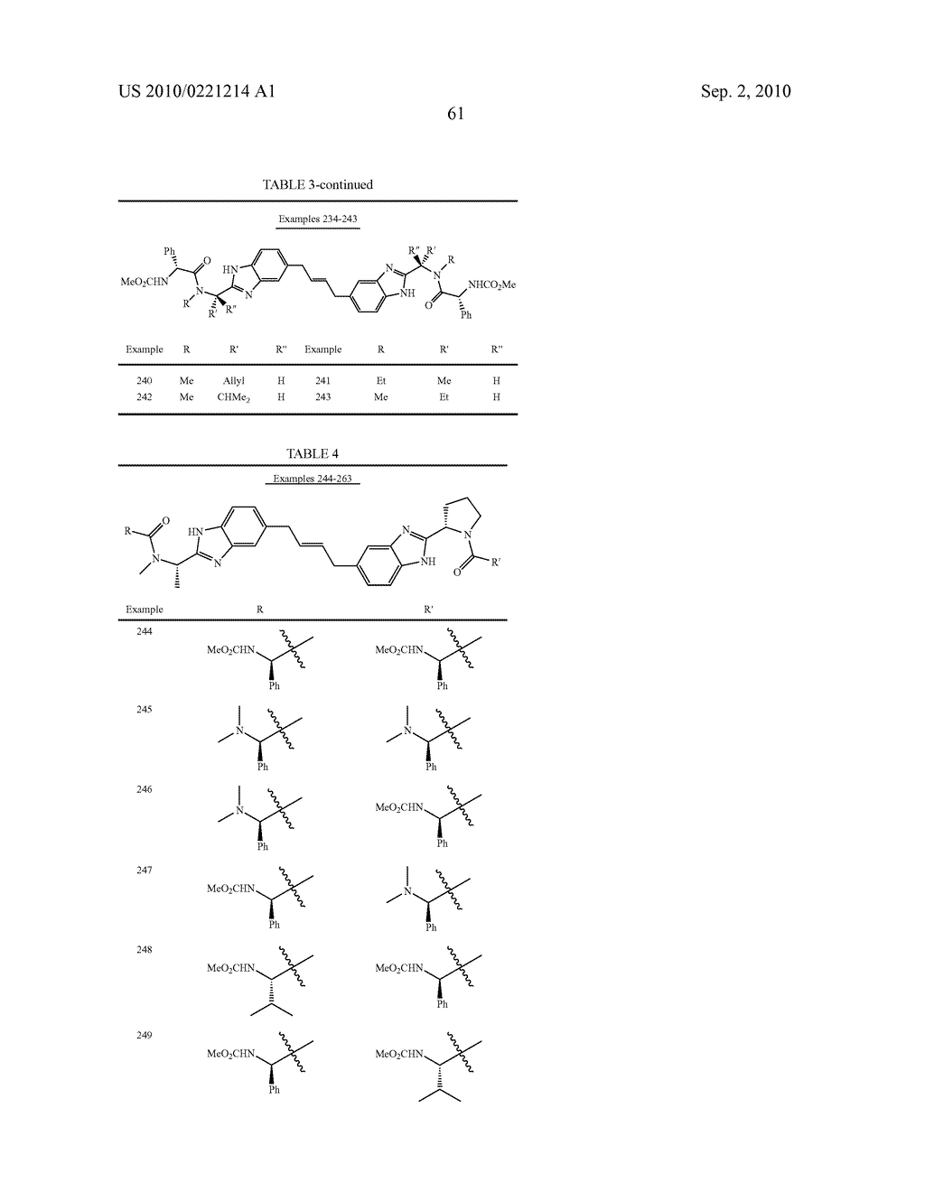 LINKED DIBENZIMIDAZOLE DERIVATIVES - diagram, schematic, and image 62