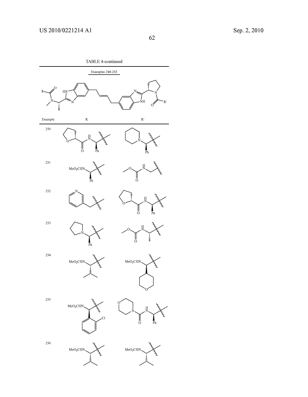 LINKED DIBENZIMIDAZOLE DERIVATIVES - diagram, schematic, and image 63