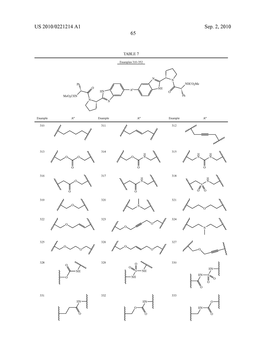 LINKED DIBENZIMIDAZOLE DERIVATIVES - diagram, schematic, and image 66