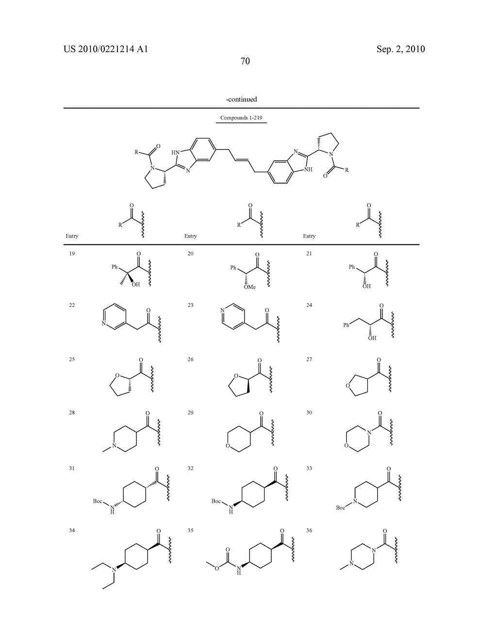 LINKED DIBENZIMIDAZOLE DERIVATIVES - diagram, schematic, and image 71