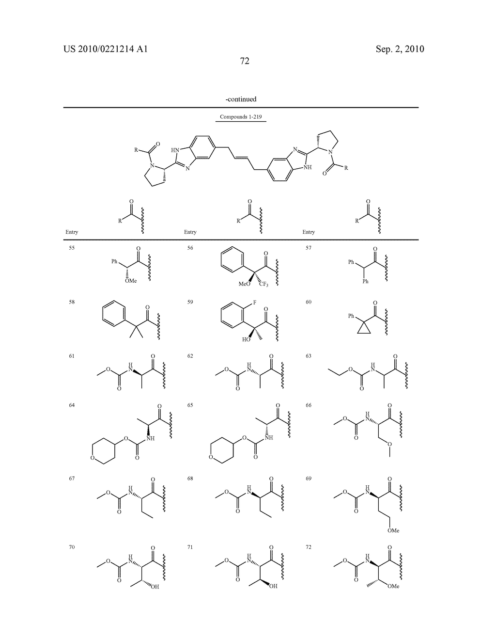 LINKED DIBENZIMIDAZOLE DERIVATIVES - diagram, schematic, and image 73