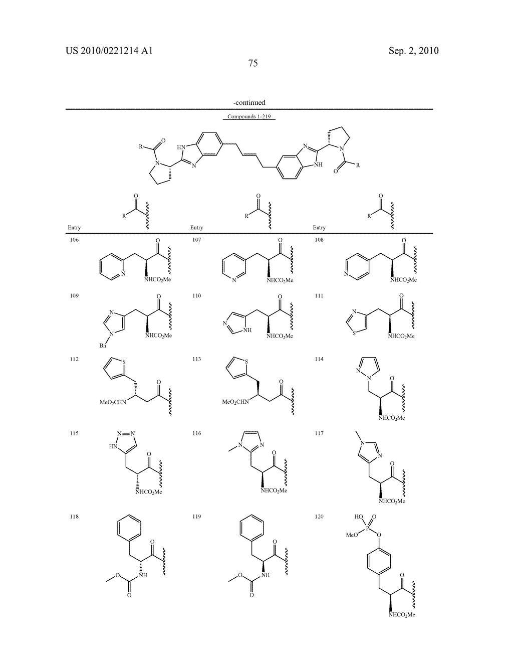 LINKED DIBENZIMIDAZOLE DERIVATIVES - diagram, schematic, and image 76