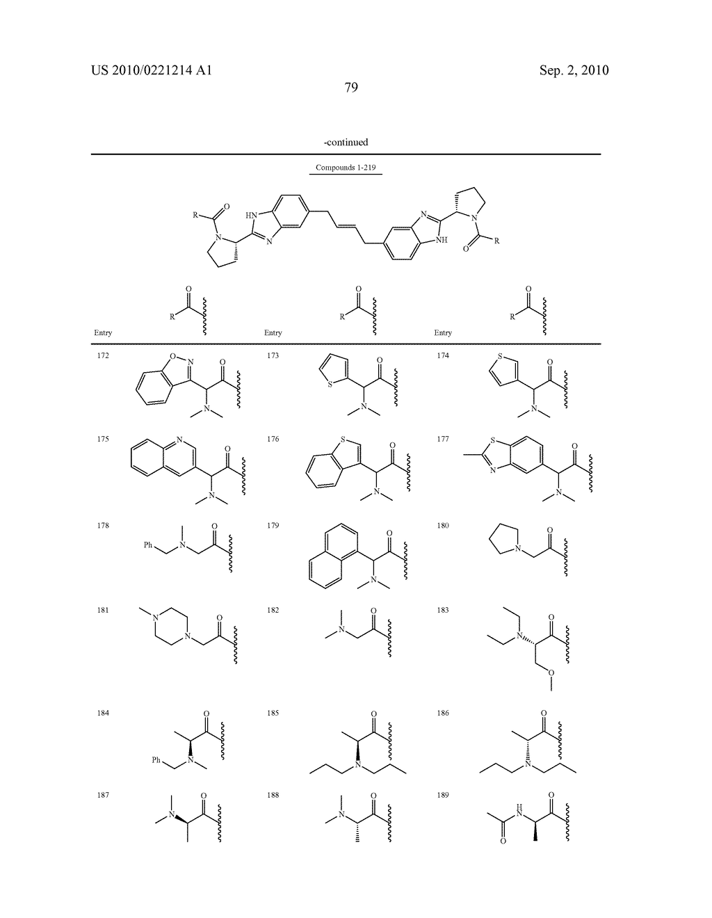 LINKED DIBENZIMIDAZOLE DERIVATIVES - diagram, schematic, and image 80