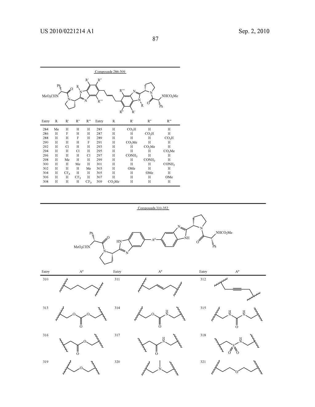 LINKED DIBENZIMIDAZOLE DERIVATIVES - diagram, schematic, and image 88