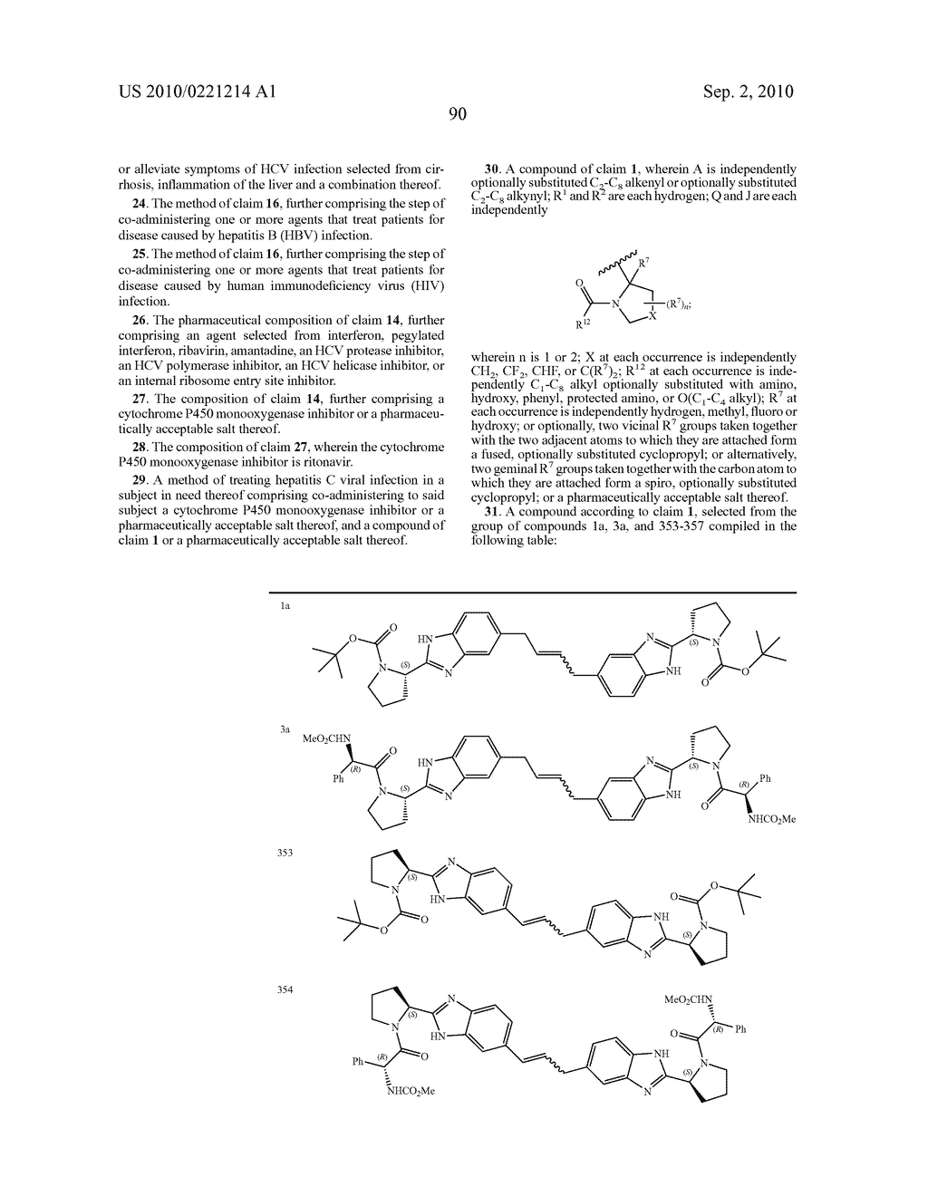 LINKED DIBENZIMIDAZOLE DERIVATIVES - diagram, schematic, and image 91