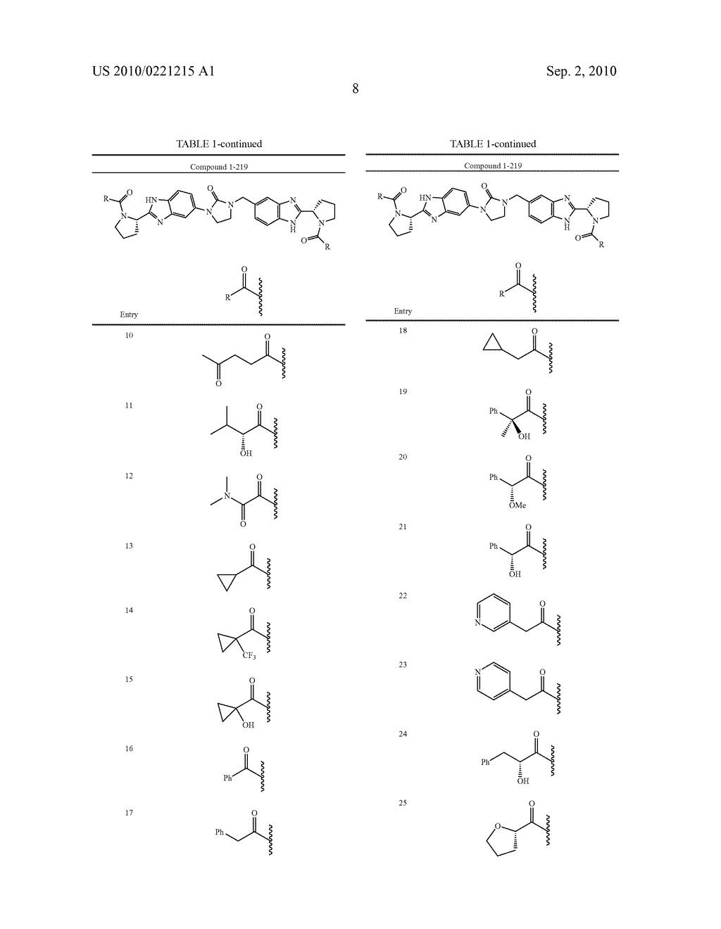 LINKED DIBENZIMIDAZOLE DERIVATIVES - diagram, schematic, and image 09