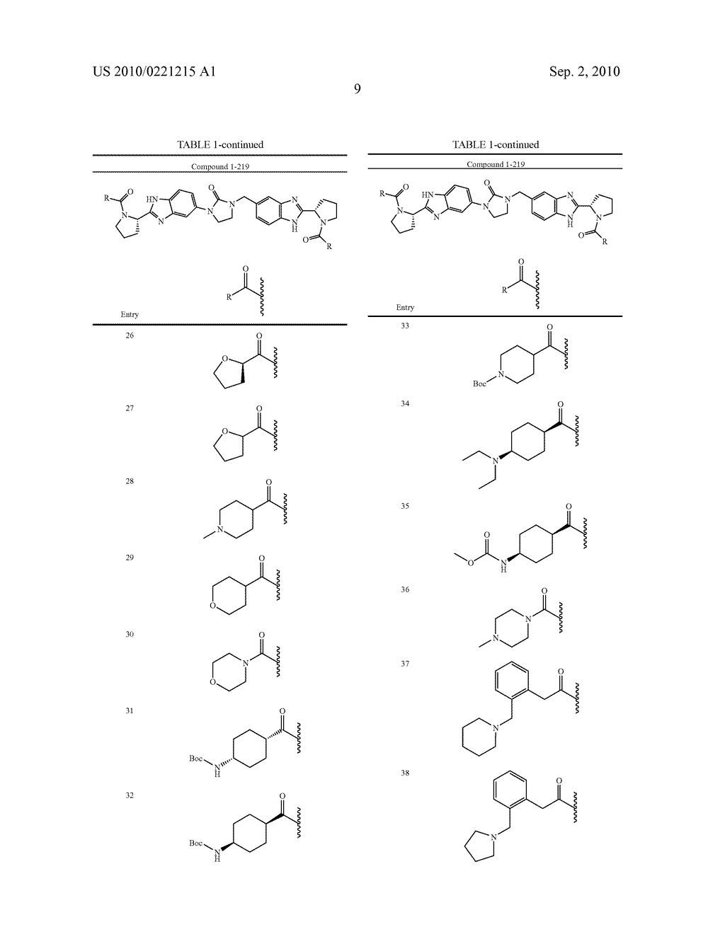 LINKED DIBENZIMIDAZOLE DERIVATIVES - diagram, schematic, and image 10