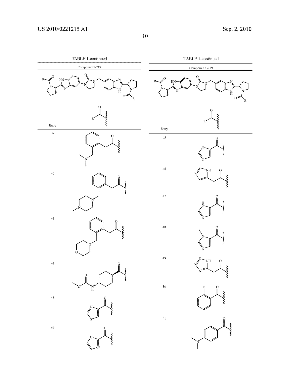 LINKED DIBENZIMIDAZOLE DERIVATIVES - diagram, schematic, and image 11