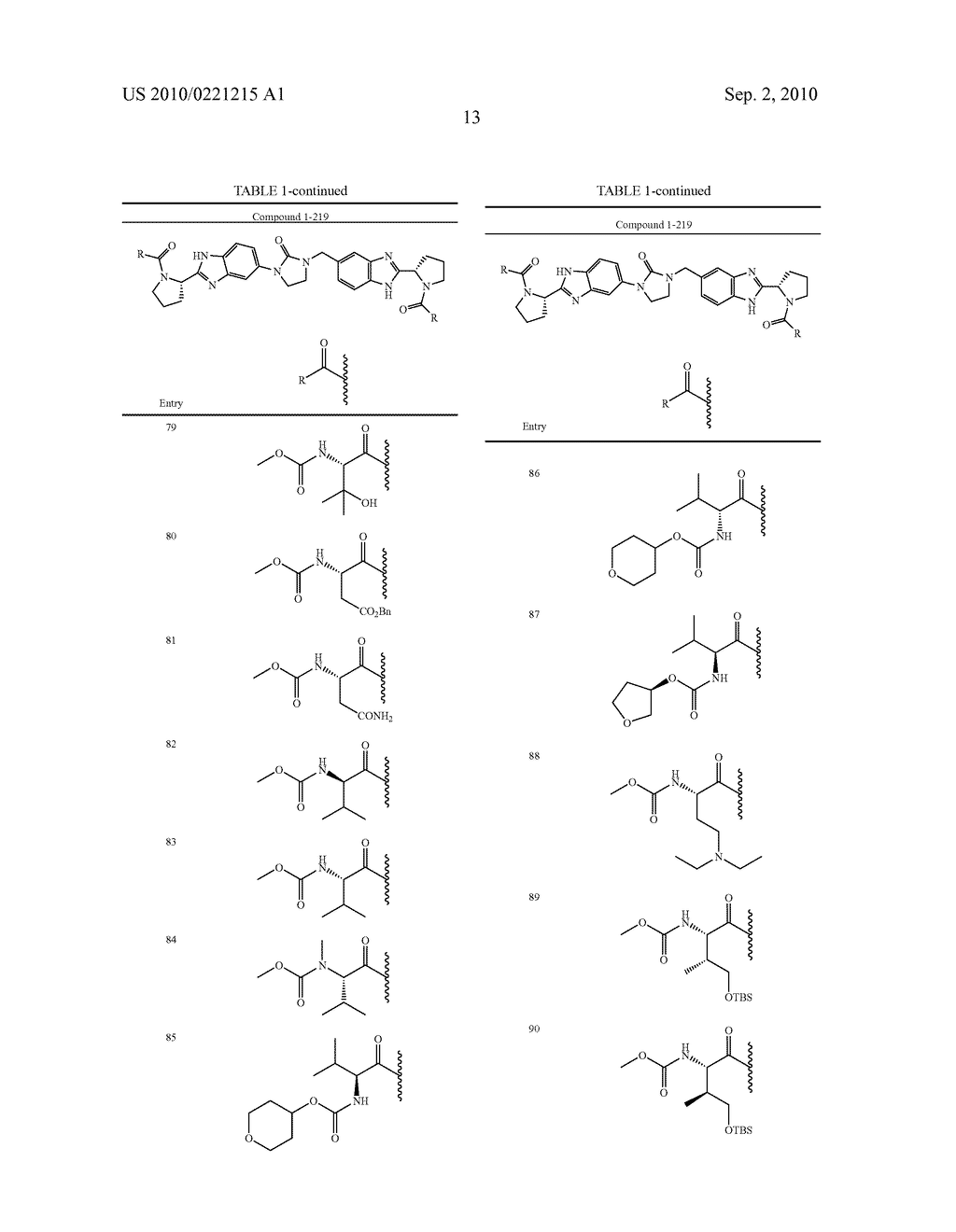 LINKED DIBENZIMIDAZOLE DERIVATIVES - diagram, schematic, and image 14