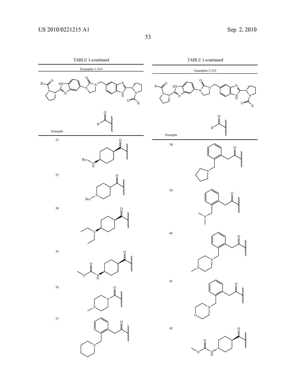 LINKED DIBENZIMIDAZOLE DERIVATIVES - diagram, schematic, and image 54