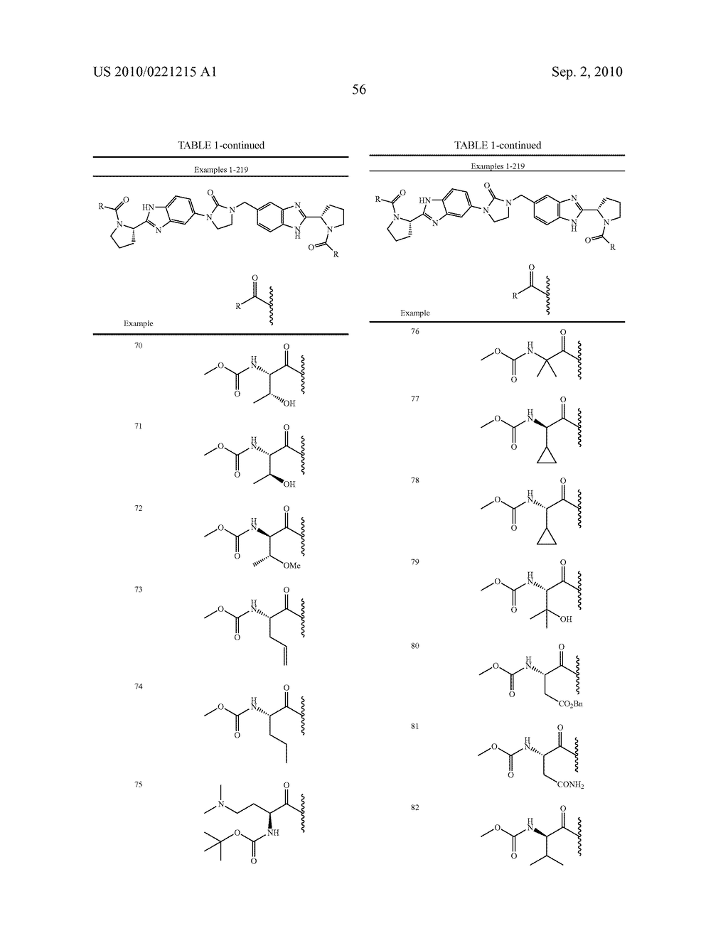 LINKED DIBENZIMIDAZOLE DERIVATIVES - diagram, schematic, and image 57