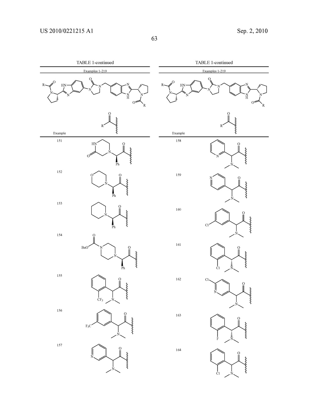 LINKED DIBENZIMIDAZOLE DERIVATIVES - diagram, schematic, and image 64