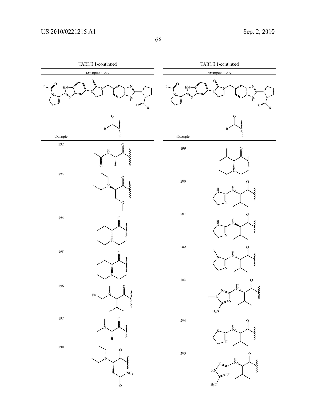 LINKED DIBENZIMIDAZOLE DERIVATIVES - diagram, schematic, and image 67