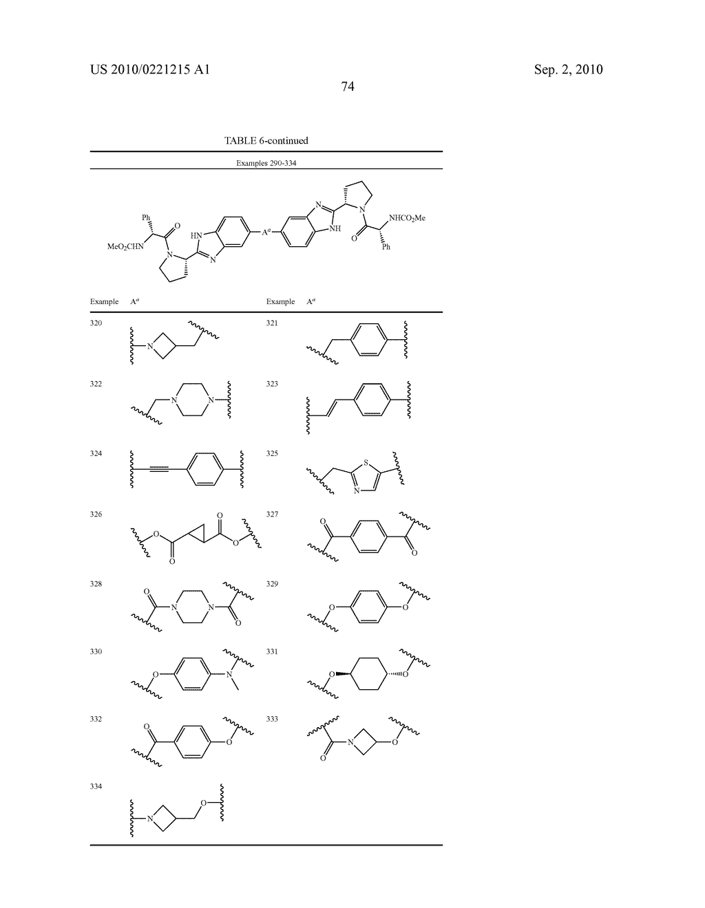 LINKED DIBENZIMIDAZOLE DERIVATIVES - diagram, schematic, and image 75