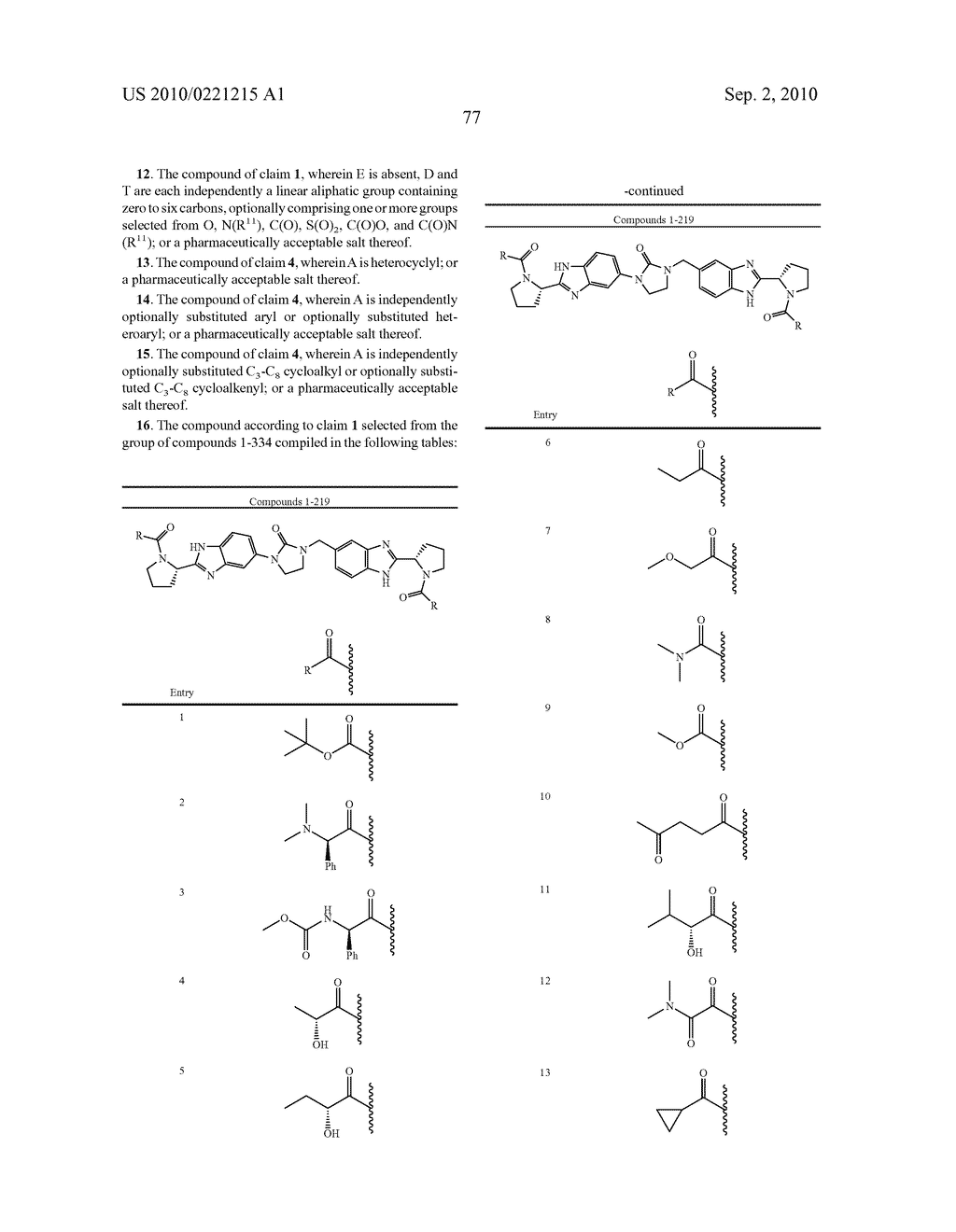 LINKED DIBENZIMIDAZOLE DERIVATIVES - diagram, schematic, and image 78