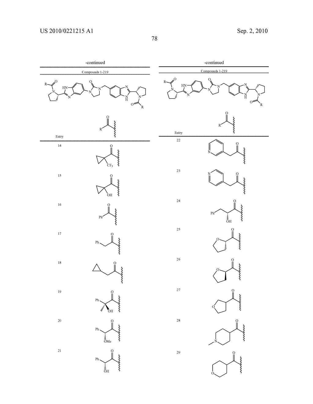 LINKED DIBENZIMIDAZOLE DERIVATIVES - diagram, schematic, and image 79