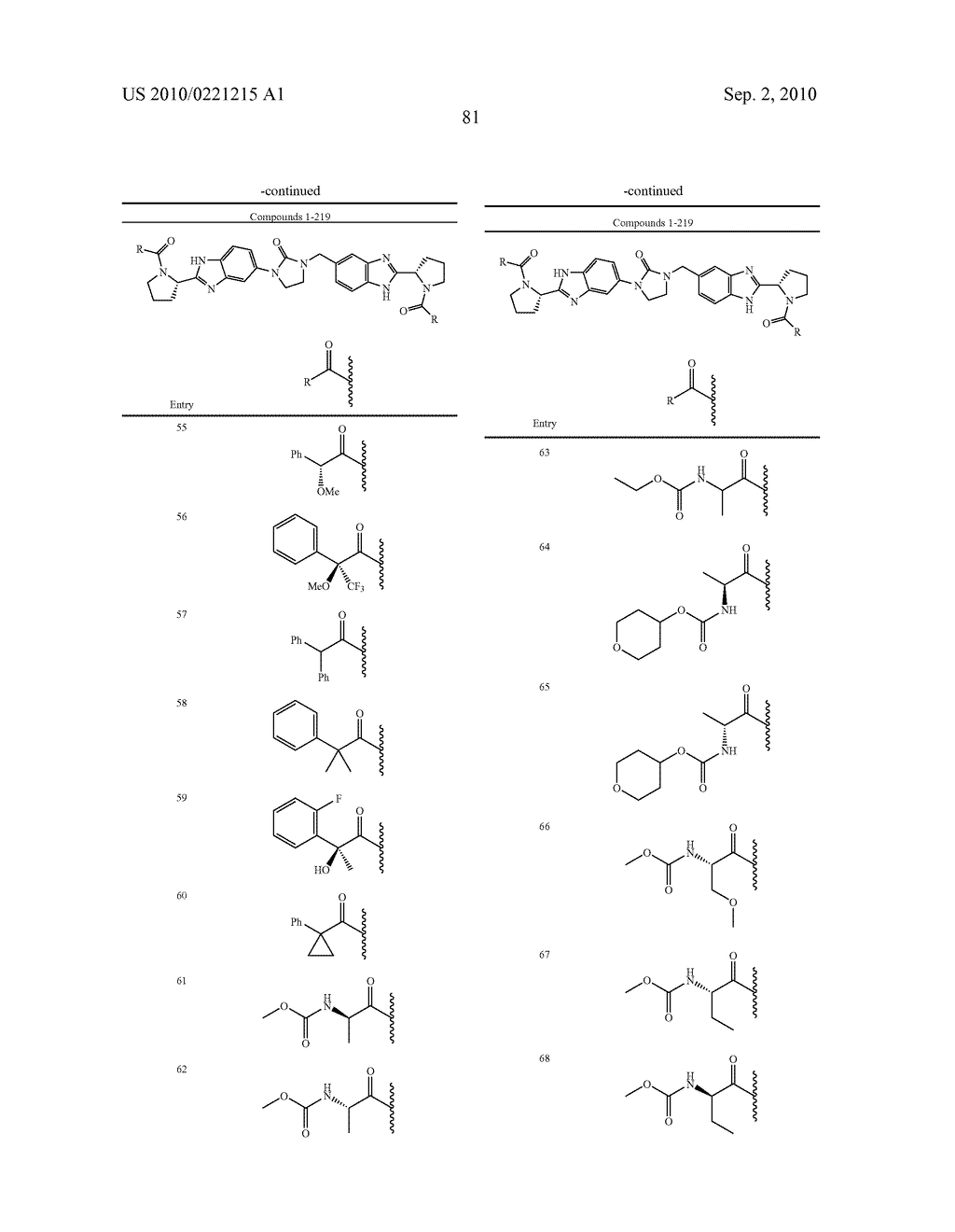 LINKED DIBENZIMIDAZOLE DERIVATIVES - diagram, schematic, and image 82