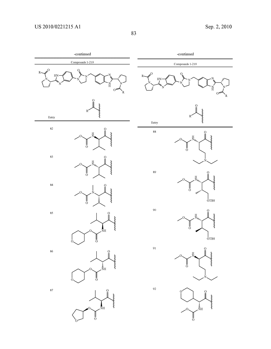 LINKED DIBENZIMIDAZOLE DERIVATIVES - diagram, schematic, and image 84