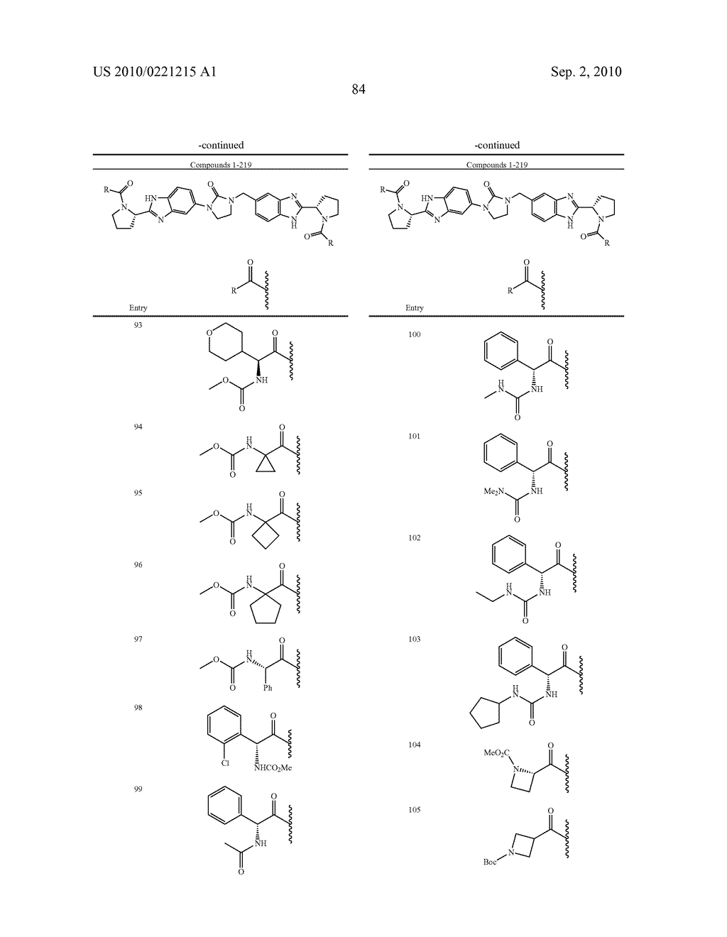 LINKED DIBENZIMIDAZOLE DERIVATIVES - diagram, schematic, and image 85