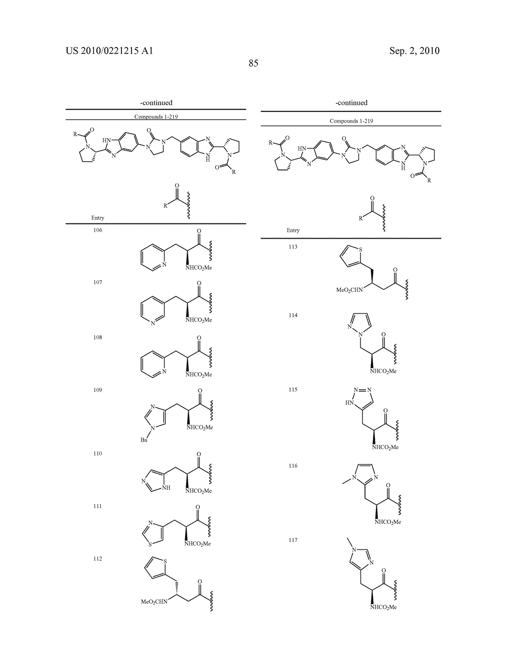 LINKED DIBENZIMIDAZOLE DERIVATIVES - diagram, schematic, and image 86