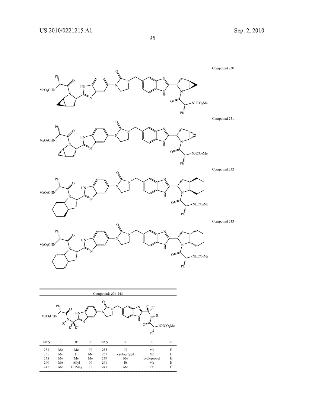 LINKED DIBENZIMIDAZOLE DERIVATIVES - diagram, schematic, and image 96